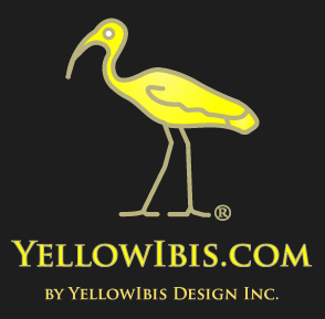 YellowIbis Design Inc. Logo