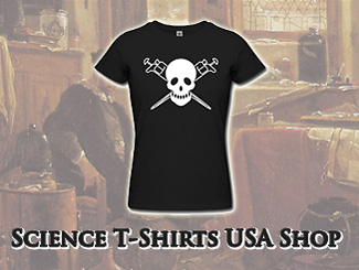 Science T-Shirts USA shop
